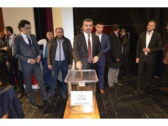 Mhp Malatya İl Başkanlığına Bülent Avşar Seçildi