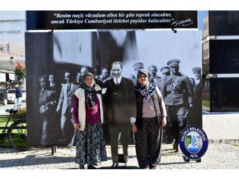 Salihli Atatürk İle Buluştu