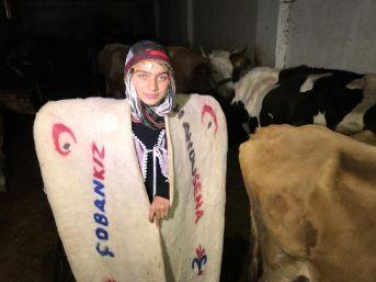 Çoban Kız Hamdu Sena Cumhurbaşkanı Erdoğan'ın Davetlisi Olarak Katıldığı 29 Ekim Resepsiyonu'nu Unutamıyor
