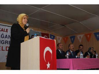Ak Parti Başkale 6. Olağan Kongresi Yapıldı