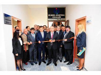 Bap Koordinasyon Biriminin Yeni Ofisi Törenle Açıldı