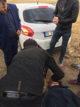Başkale'de Trafik Kazası: 4 Yaralı