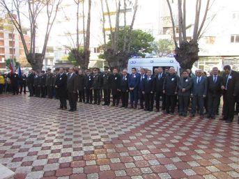 Sandıklı'da 10 Kasım Atatürk'ü Anma Etkinlikler