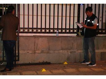 Antalya'da Adliye Çıkışında Silahlı Yaralama
