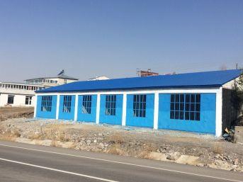 Damal'da Sanayi Esnafı Taşınıyor