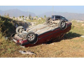 Aydın'da Ekim Ayında 504 Trafik Kazası Meydana Geldi