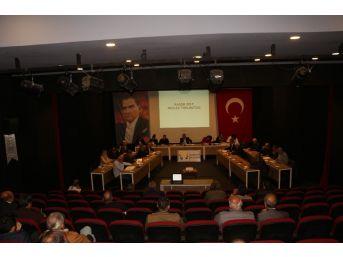Kuşadası Belediye Meclisi Kasım Ayı Olağan Toplantısı Yapıldı