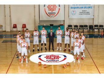 Karesispor, Selçuklu Belediyeyi Ağırlıyor