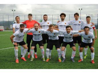 Lider Dursunbey Belediyespor Şampiyonluğu Hedefliyor