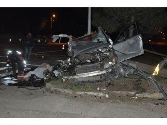 Ölümlü Kazanın Sürücüsü Tutuklandı