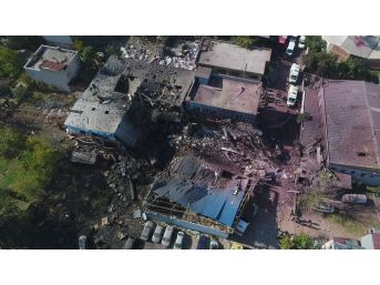 Patlamanın Yaşandığı Fabrikada Facia Göz Göre Göre Geldi...