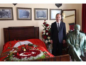 Edirne Belediye Başkanı Gürkan: