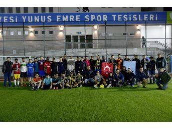 Cumhuriyet Ve Atatürk Futbol Turnuvası Sona Erdi