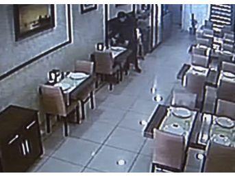 (özel Haber) Beylikdüzü'nde Restorandan Mont Çaldı