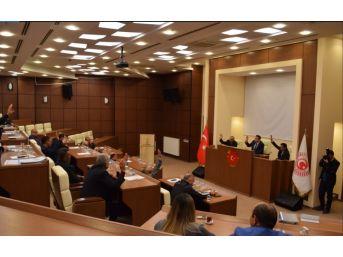 İl Genel Meclisi Kasım Ayı Bütçesi İçin Toplandı