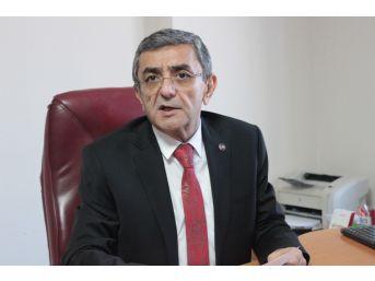 """İyi Parti Kırşehir İl Başkanı Müfit Göçen: """"cumhuriyetin Değerlerini Koruma Yolundayız"""""""