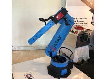 Atak Robot Kocaeli Bilişim Fuarı'nda