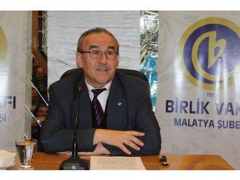 Milli Birlik Ve Beraberliğin Önemi Konferansı Düzenlendi