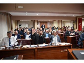 Yunusemre Meclis Toplantısı Yapıldı