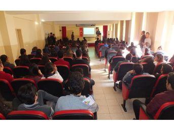 Milas'ta Öğrencilere Organ Bağışı Anlatıldı