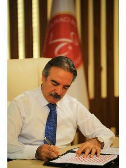 Rektör Prof. Dr. Mazhar Bağlı'dan 10 Kasım Mesajı