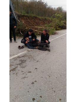 Hafriyat Kamyonu Belediye İşçisini Ezdi