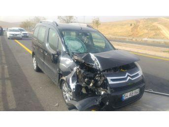 Ticari Aracın Çarptığı Güvenlik Korucusu Hayatını Kaybetti