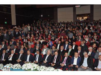 Bakan Ahmet Arslan, Uşak'ta Ak Parti Merkez İlçe Kongresine Katıldı