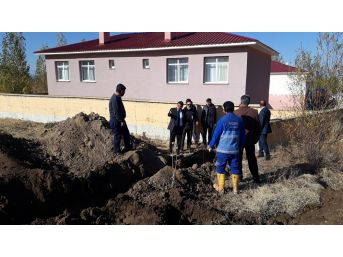 Pirgarip Mahallesi'ndeki Öğrencilerin Su Sorunu Giderildi