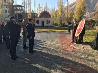 Van'da 10 Kasım Atatürk'ü Anma Günü