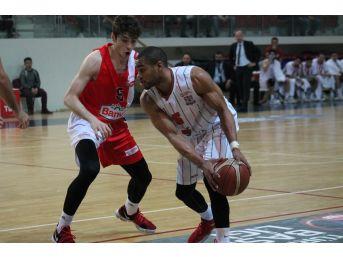 Türkiye Basketbol Ligi: Yalova Group Belediyespor: 84 - Bandırma Kırmızı: 88