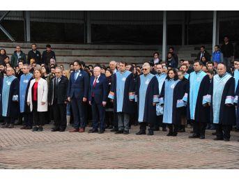 10 Kasım Gazi Mustafa Kemal Atatürk'ü Anma Töreni Gerçekleştirildi