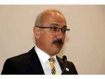 """Kalkınma Bakanı Elvan: """"gelir Dağılımında İyileşme Söz Konusu Ancak Bu İstenilen Düzeyde Elbette Değil"""""""