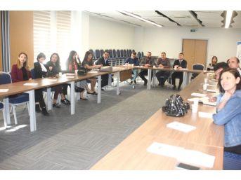 Proje Döngüsü Yönetimi Eğitimci Eğitimi Başladı