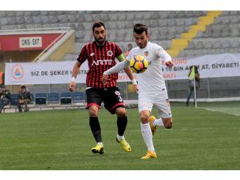 Süper Lig: Geçlerbirliği: 1 - Kayserispor: 2 (maç Sonucu)