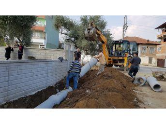 Dallıca'da Sulama Kanalı Islahı Tamamlandı