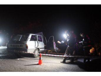 Denizli'deki Trafik Kazasında Ölenlerin Sayısı 5'e Yükseldi