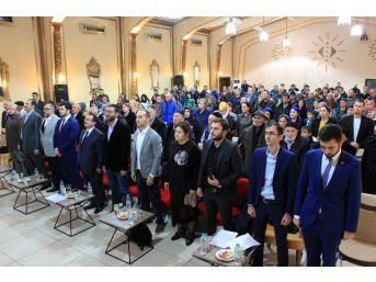 Sürgün Yıllarında Hayatını Kaybeden Ahıskalılar Erzincan'da Anıldı