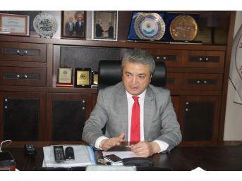 Başkan Taş'tan Alternatif Yol Talebi
