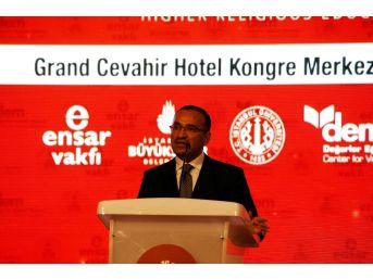 Başbakan Yardımcısı Bozdağ: ''bizim Vazifemiz Oynanan Küresel Oyunu Deşifre Etmektir''
