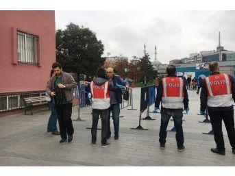 Berkin Elvan Davası Öncesi İstanbul Adliyesinde Olağanüstü Önlem