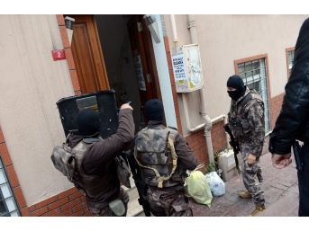Cihangir'de Nefes Kesen Narkotik Operasyonu