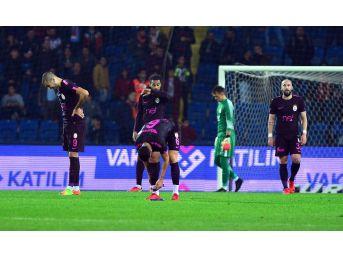 Galatasaray, Bu Sezon İlk Kez 2'den Fazla Gol Yedi