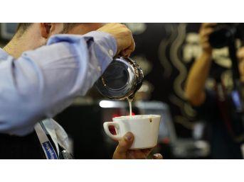 Kahve Köpüğüne Fotoğraf Basan Makine Sirha İstanbul Fuarına Damga Vurdu