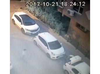 (özel Haber) Otomobilin Bagajındaki Stepne Lastiği Çaldı