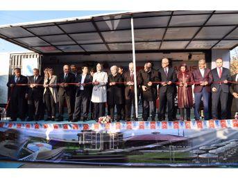 Sancaktepe-tuşba Dostluk Parkı Hizmete Açıldı