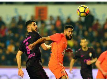 Süper Lig: Medipol Başakşehir: 2 - Galatasaray: (ilk Yarı)