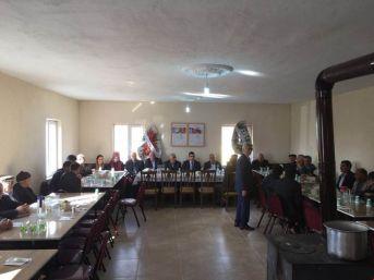 Kırkpınar Köyünde Taziye Evi Açıldı
