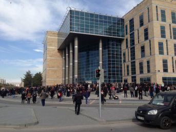 İnfaz Ve Koruma Memurluğu İçin Bin 306 Kadın Aday Kayseri'de