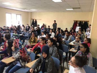 Melikgazi Çocuk Meclisi Öğrencilerine Arama-kurtarma Eğitimi Verildi